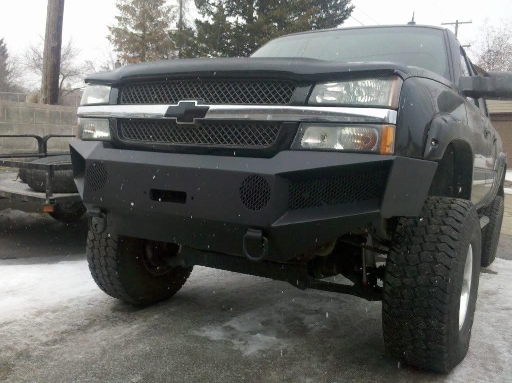 Duramax Front Bumper Ofn Forums Truck Bumpers Custom Truck