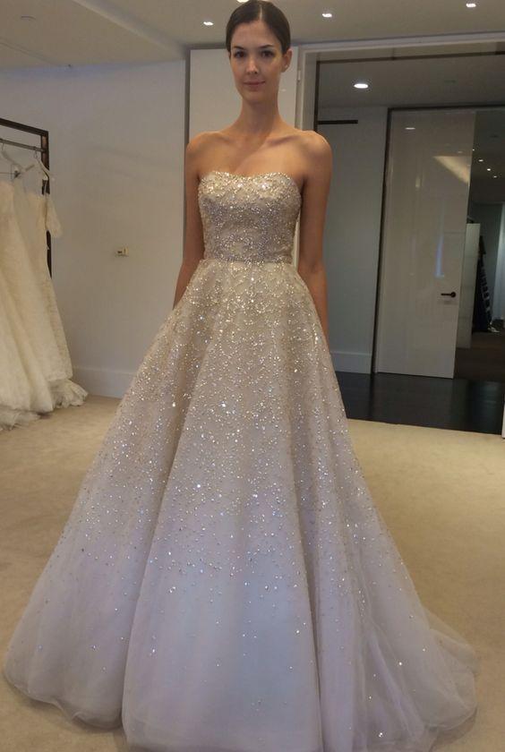 Winter Wedding dresses 2017 best photos | Winter weddings, Wedding ...