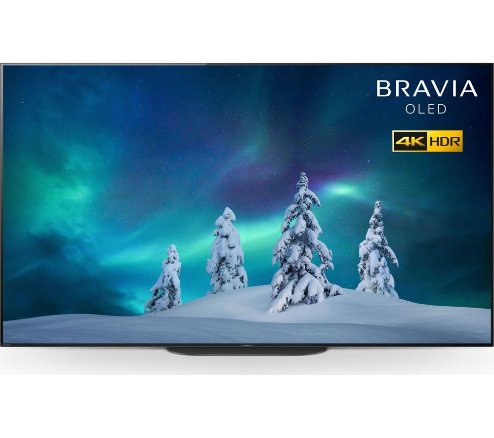 Sony Bravia Kd 55ag9bu 55 Smart 4k Ultra Hd Hdr Oled Tv With Google Assistant Smartdevice In 2020 Oled Tv Romantic Movies On Netflix Ultra Hd