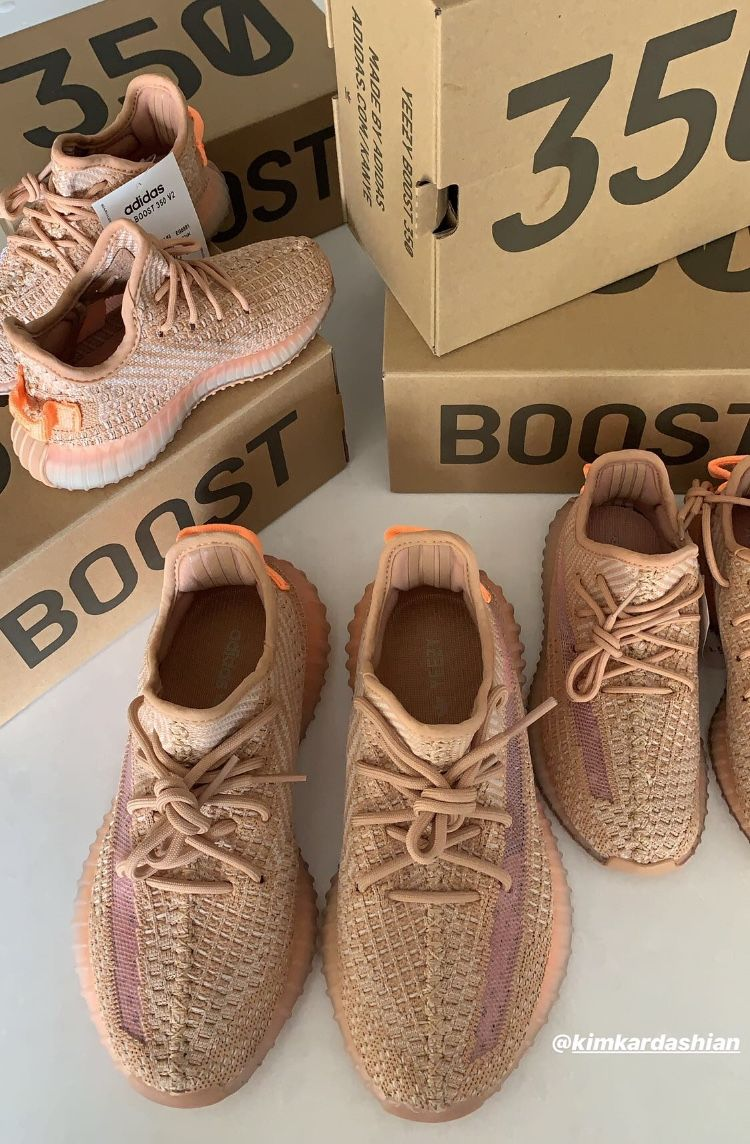 Yeezy Boost 350 V2 Clay 👟 | Sneakers