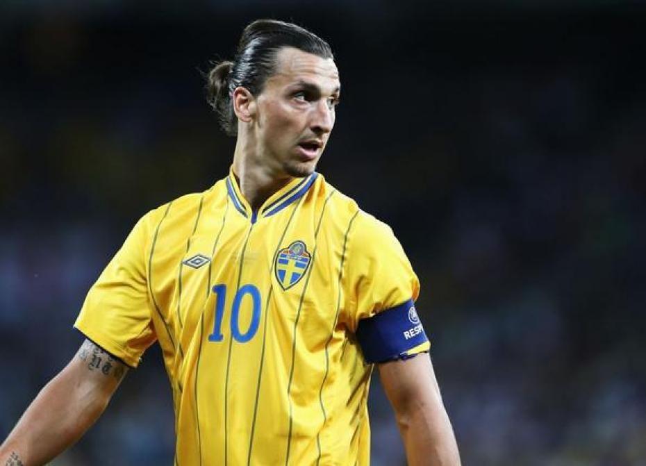 PSG : Zlatan est trop fort pour la Suède - http://www.europafoot.com/psg-zlatan-est-trop-fort-pour-la-suede/
