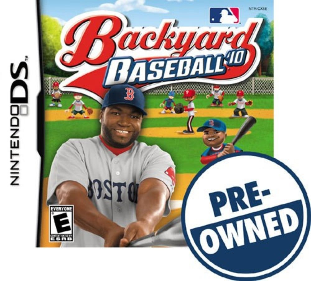 2 nintendo ds dsi dsl games lot backyard baseball 10 u0026 tak great