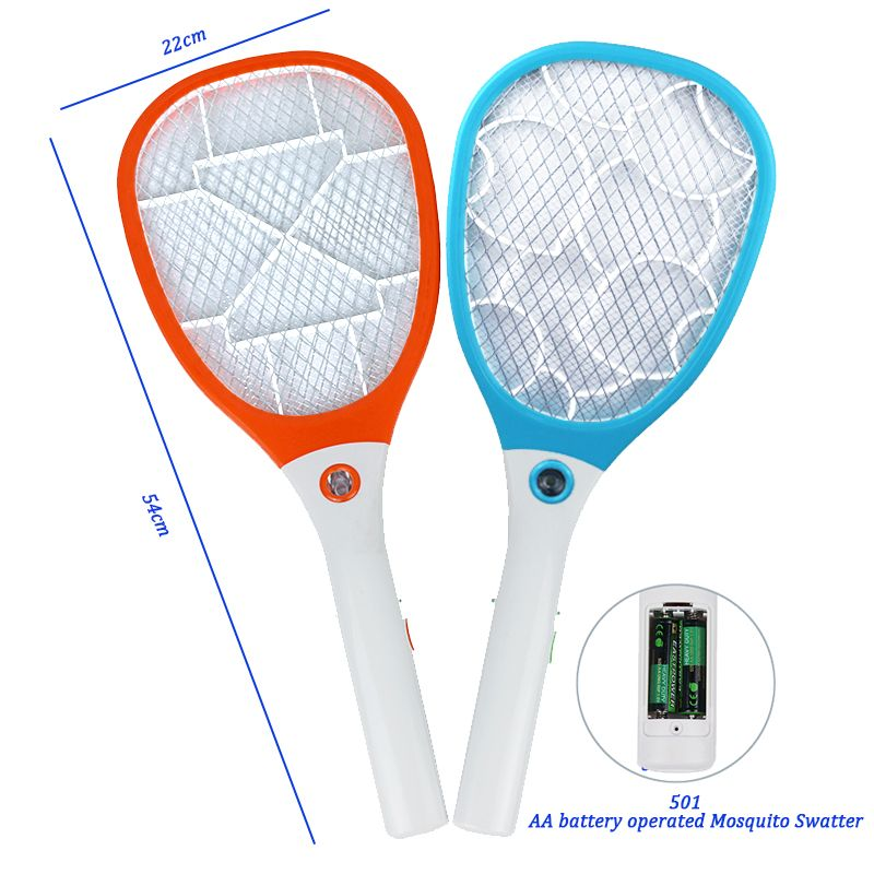 Home Appliance Parts Air Conditioning Appliance Parts Electric Anti Mosquito Fly Swatter Bug Zapper Killers Racket Home Pest Control