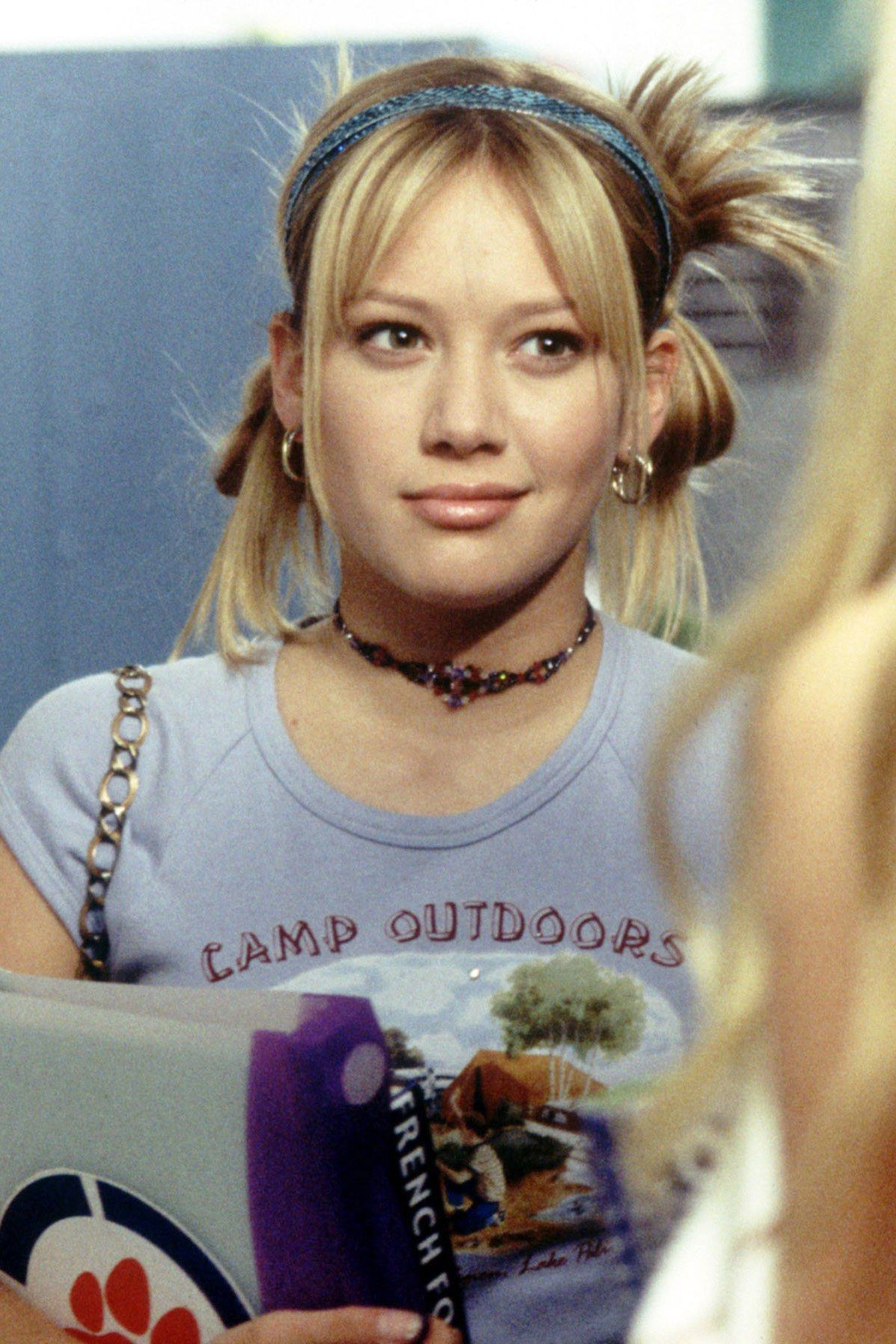 this throwback lizzie mcguire beauty tutorial will make