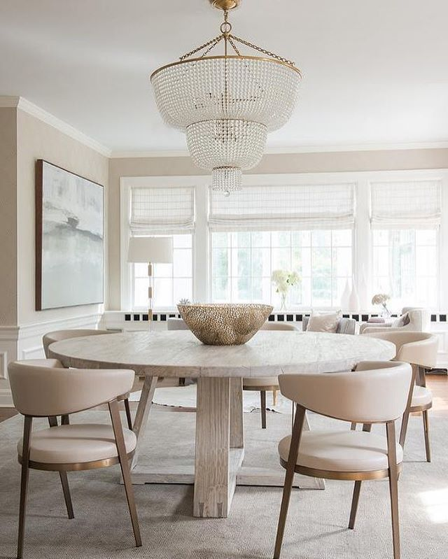 for breakfast nook   SPACES AND GEMS   Dining room chairs ...