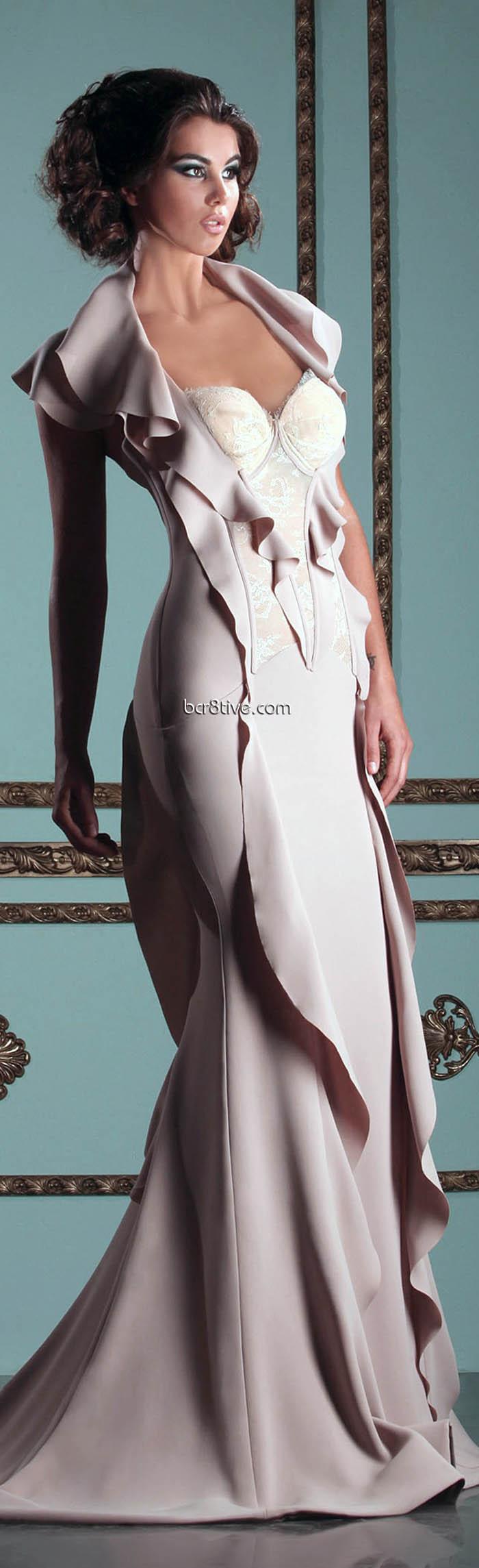 Mireille Dagher Spring Summer 2013 Ready to Wear