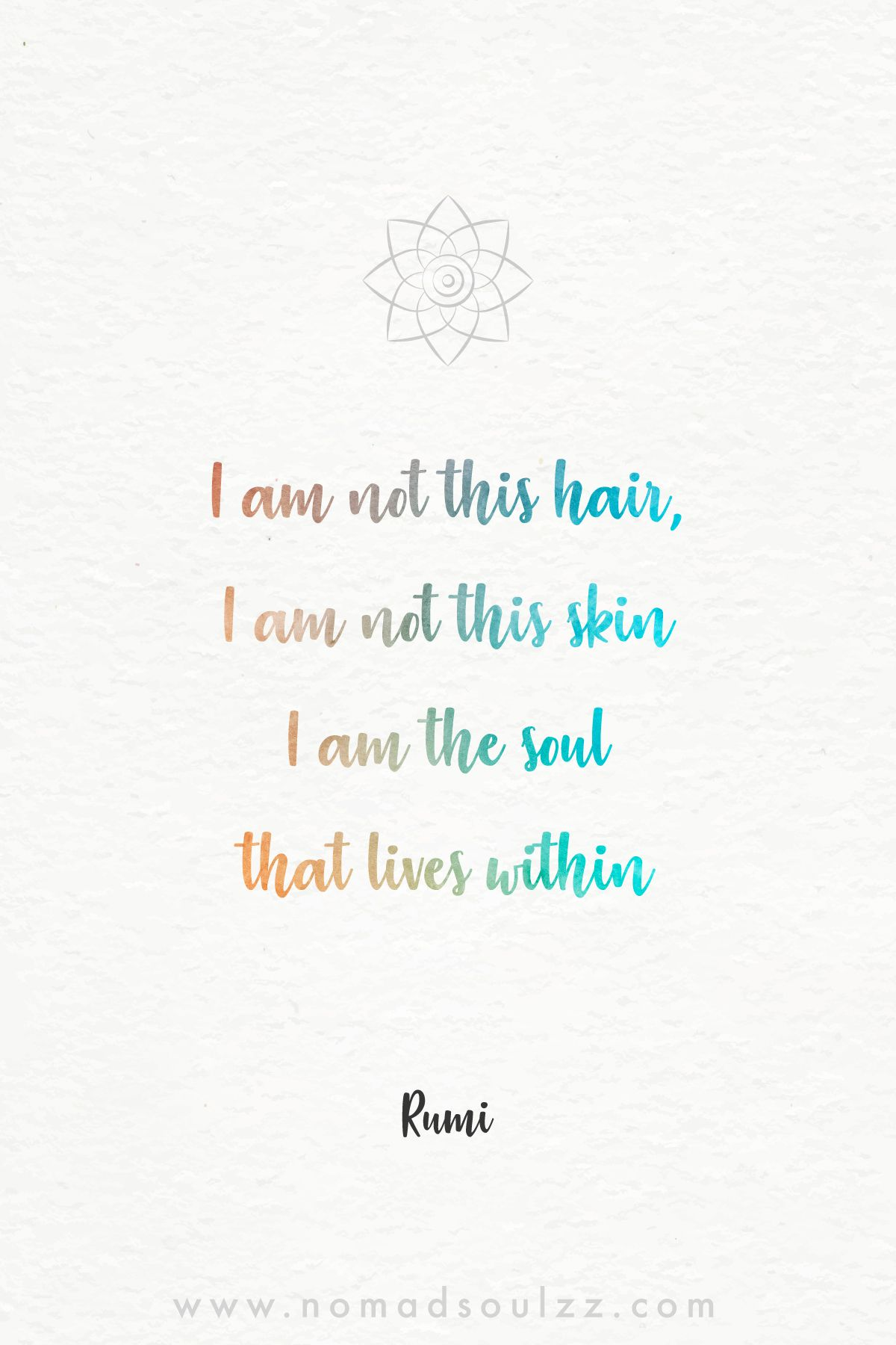 Life Changing Rumi Quotes