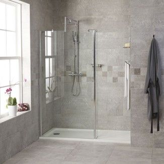1850 X 700 Walk In Glass Shower Screen Shower Screen Glass Shower Glass Shower Enclosures