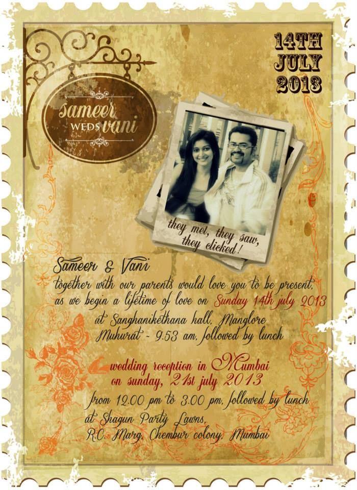 indian wedding invitation mumbai%0A Invitation by DN  Design  Mumbai