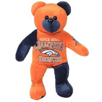 Denver Broncos 2 Time Super Bowl Champions Commemorative Thematic