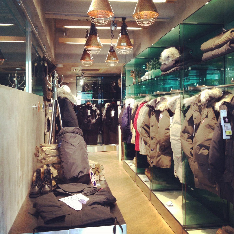 Canada Goose Edificetokyo In Shibuya By Japanfashion Canada Goose Women Canada Goose Jacket Canada