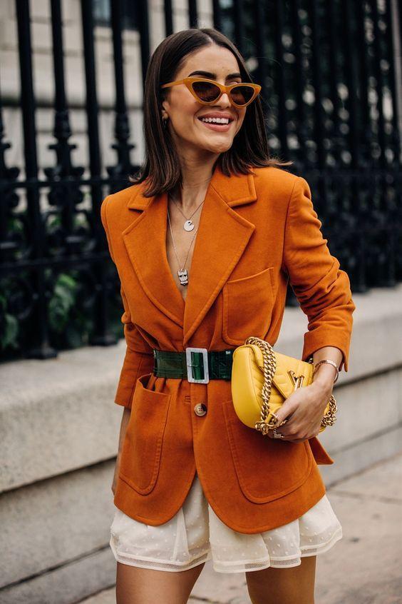 32 blazers chic pour femme tendance 2018 #trendystreetstyle