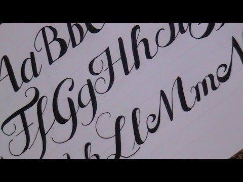 Cursive Fancy Letters How To Write Cursive Alphabet