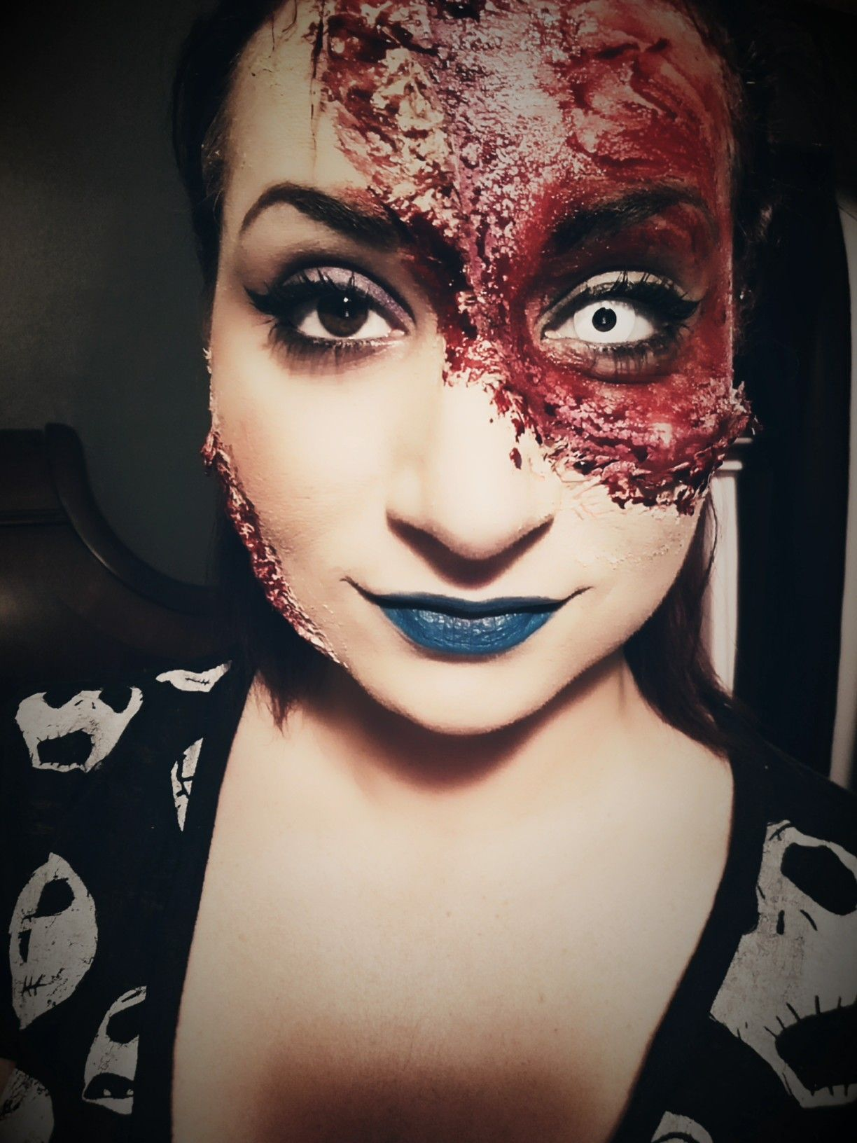 Pin by Brittany Hunter on FX makeup (With images) | Fx
