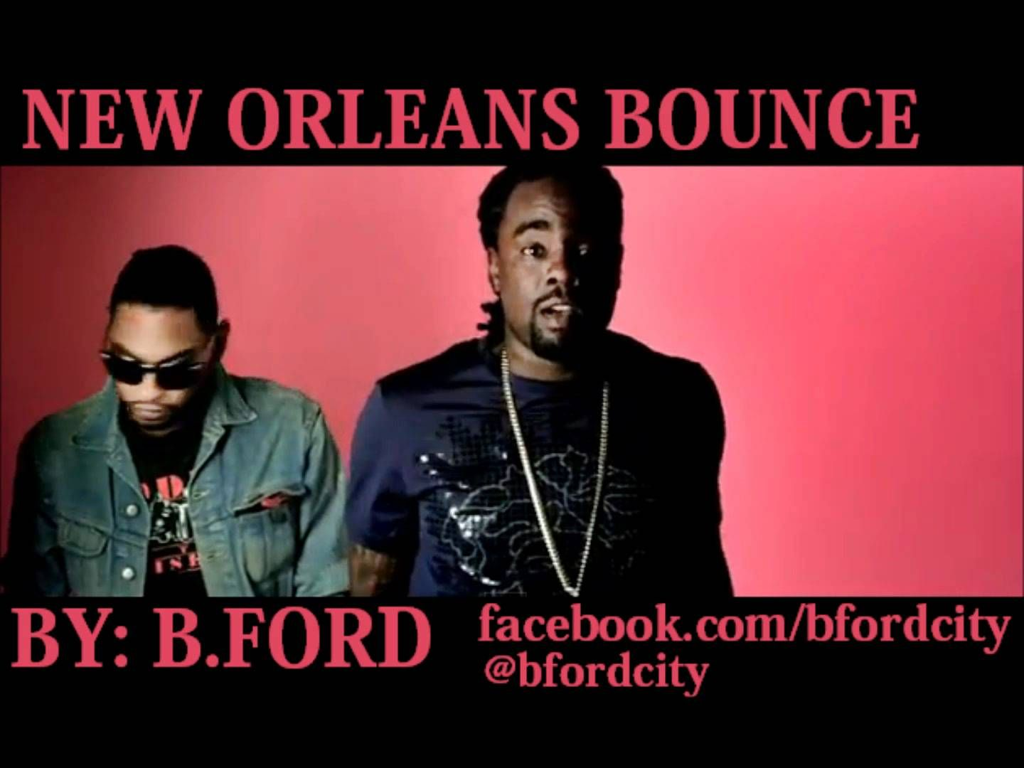 Wale Lotus Flower Bomb Ft Miguel New Orleans Bounce Remix By B Ford