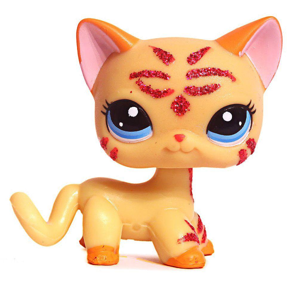 Littlest Pet Shop Sparkle Shorthair Cat 2118 In 2020 Lps Pets Lps Toys Lps Littlest Pet Shop