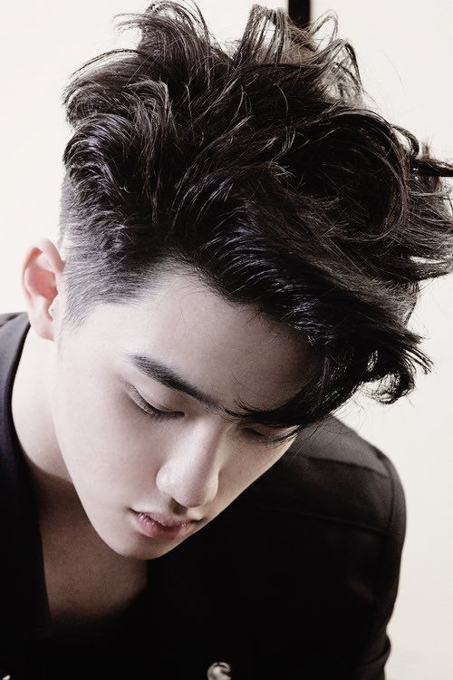 mens haircuts pictures exo d o other k exo kpop and exo members 5336