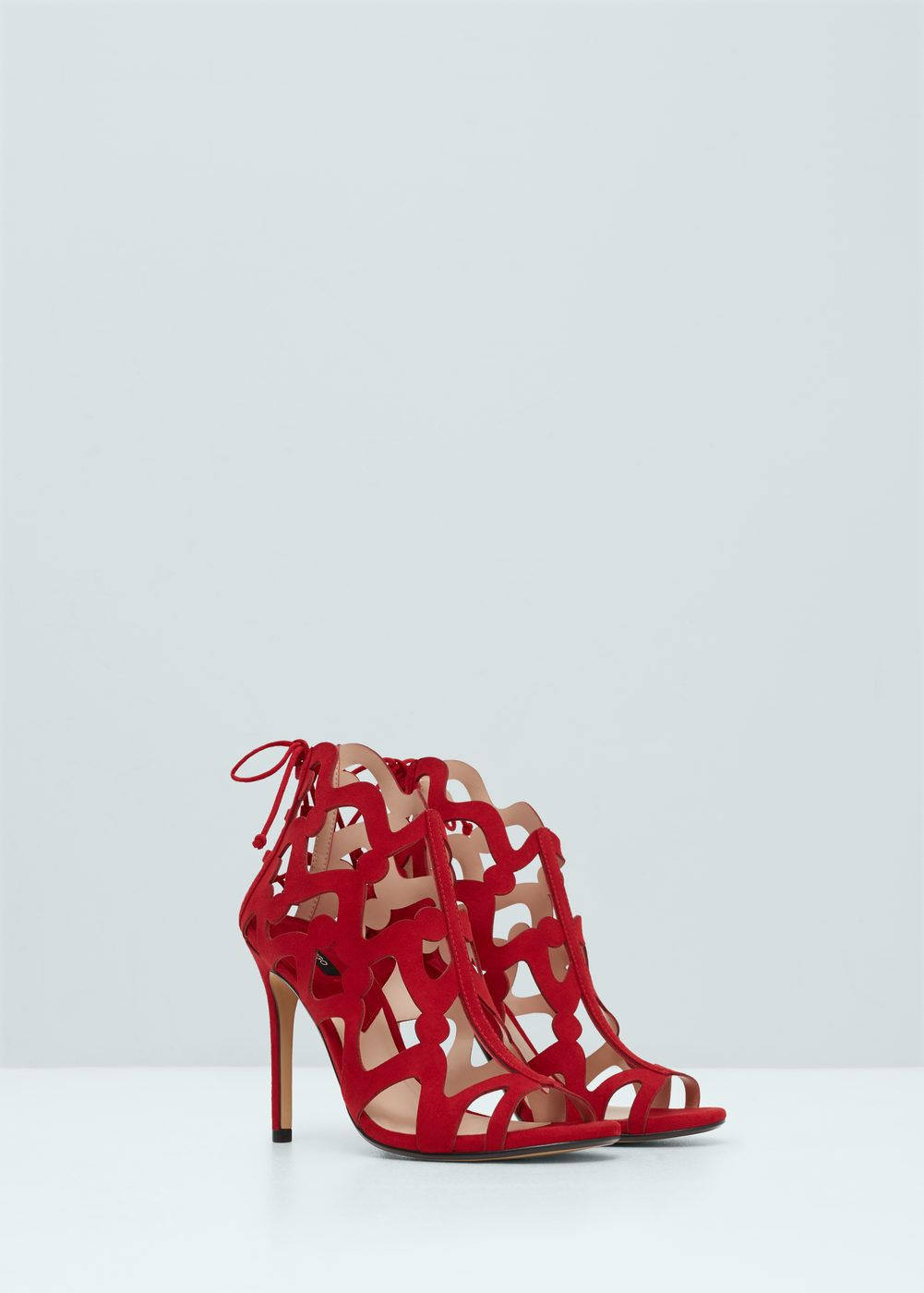Sandals shoes usa - Perforated Design Sandals