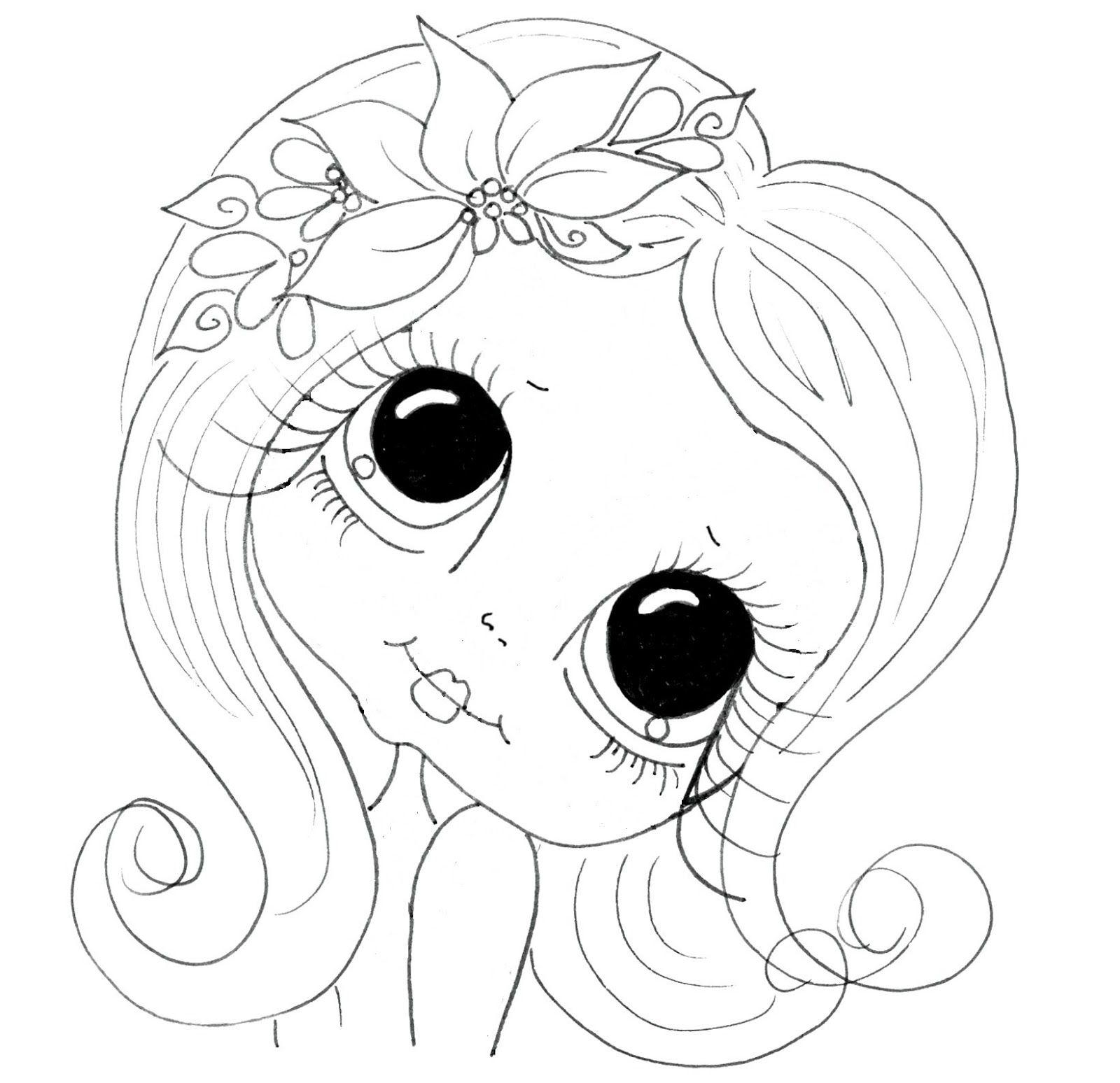 Pin de Zandra en ❣️Coloring Cuties❣   Pinterest   Colorear ...