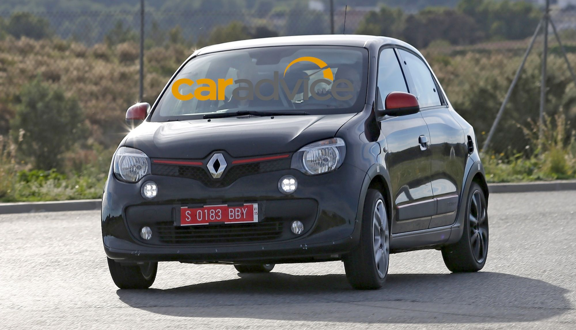 Pin By Caradvice On What Is Going On New Renault City Car Spy