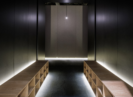 The Silence Room At Selfridges By Alex Cochrane Architects In 2020 Room London Interior Architecture