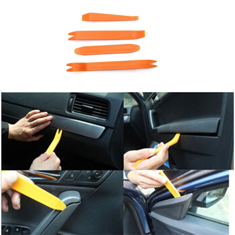 Pcs Car Panel Removal Tool Audio Comp Auto Door Clip Panel Trim Removal Tool Kits For Car Dash Radio Audio Installer Pry Volkswagen Volkswagen Polo Car Audio