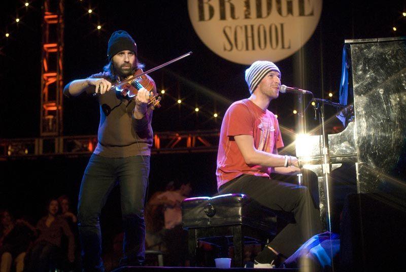 Davide Rossi: l'ingrediente segreto del brit pop ( Coldplay)