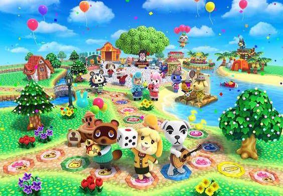 Kid Tested Nintendo Animal Crossing amiibo Festival
