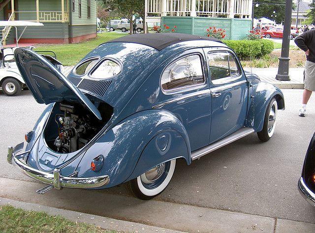 1953 Split Window Rag Top Bug Grew Up In A Similar Car I Would