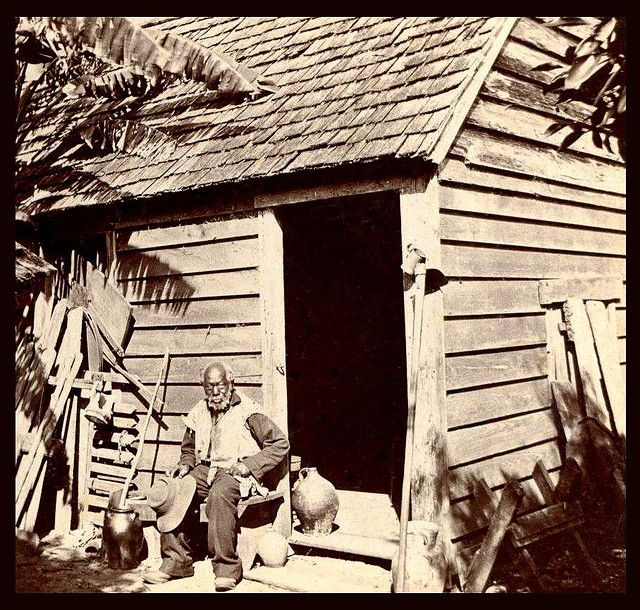 SLAVES, EX-SLAVES, and CHILDREN OF SLAVES IN THE AMERICAN SOUTH, 1860 -1900 (8)