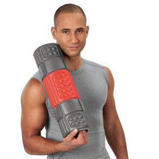 BodyForm Foam Roller with Deep Tissue & Vibration Massage