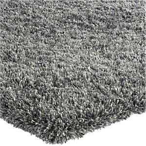 Zia Grey Shag Rug In All Rugs Crate And Barrel 9by12 Grey Shag Rug Gray Shag Area Rug Buying Carpet