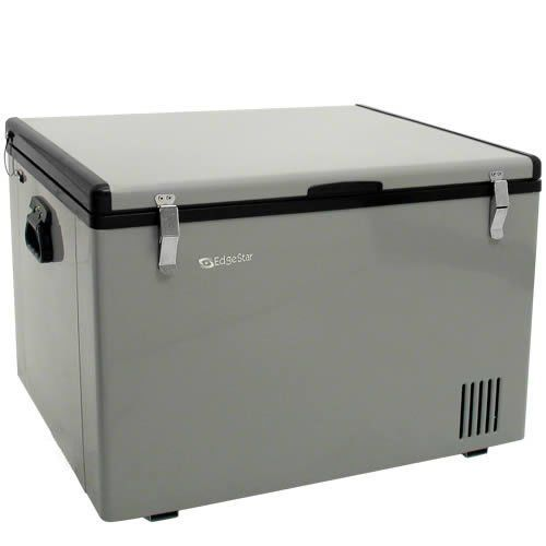 Portable Refrigerator Freezer 63 Qt Acdc Edgestar Click Image To Review More Details Portable Fridge Portable Refrigerator Refrigerator Freezer