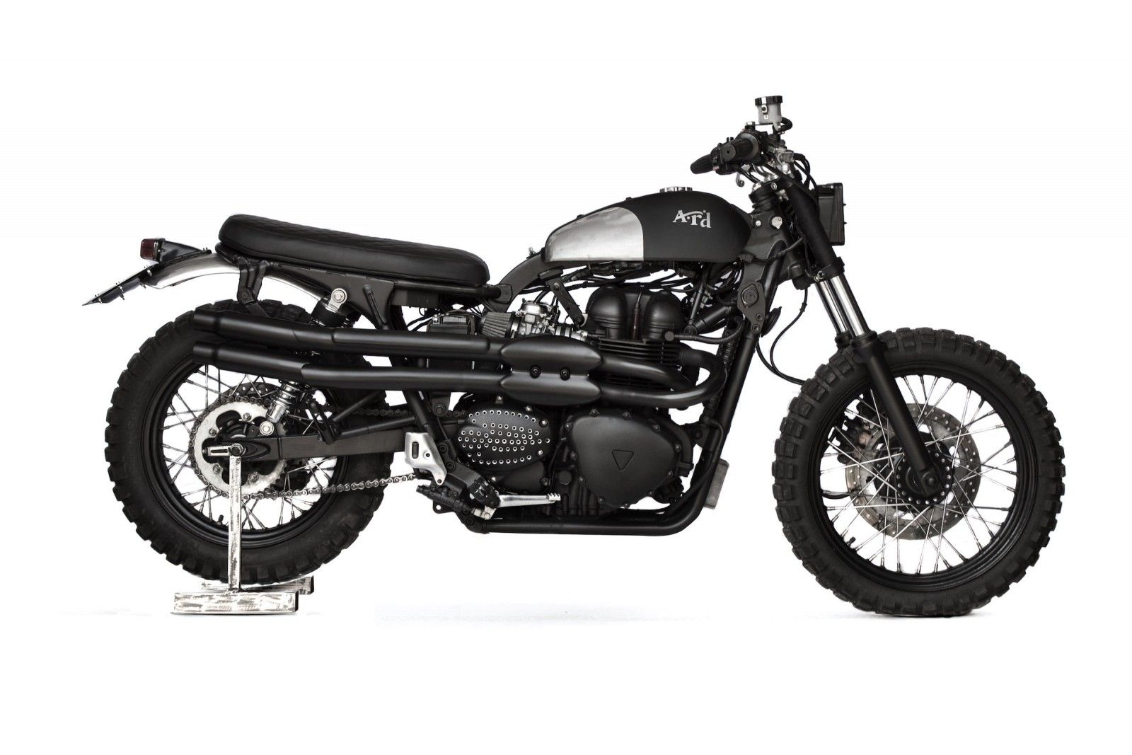Triumph-Scrambler-Motorbike-2  #triumph #motorcycle #scrambler #bike #italian #british