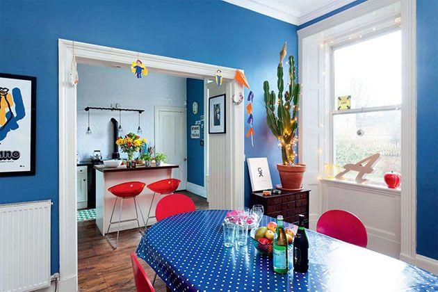31 bellos colores para pintar tu comedor   Pinterest   Pintarte ...