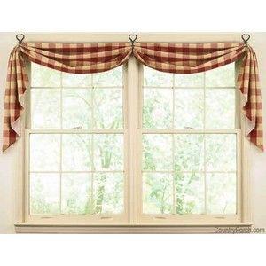 curtain swags designs window curtain