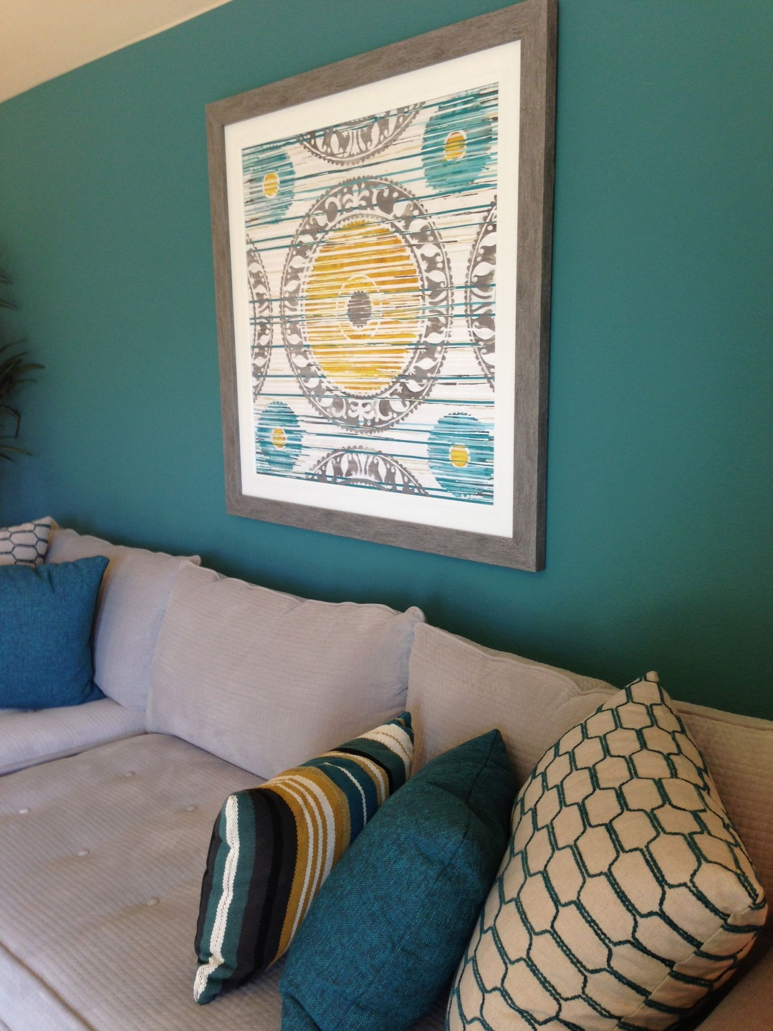 Best Accent Wall And Colors For The Living Room Accent Wall 640 x 480