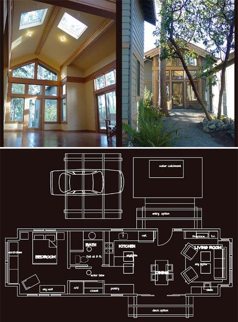If you\u0027re looking for a small modular home, here\u0027s an idea
