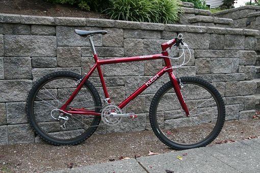 Paid Spam 1993 Klein Attitude Xl Xtr M900 Vintage Mountain Bike Vintage Bikes Touring Bike