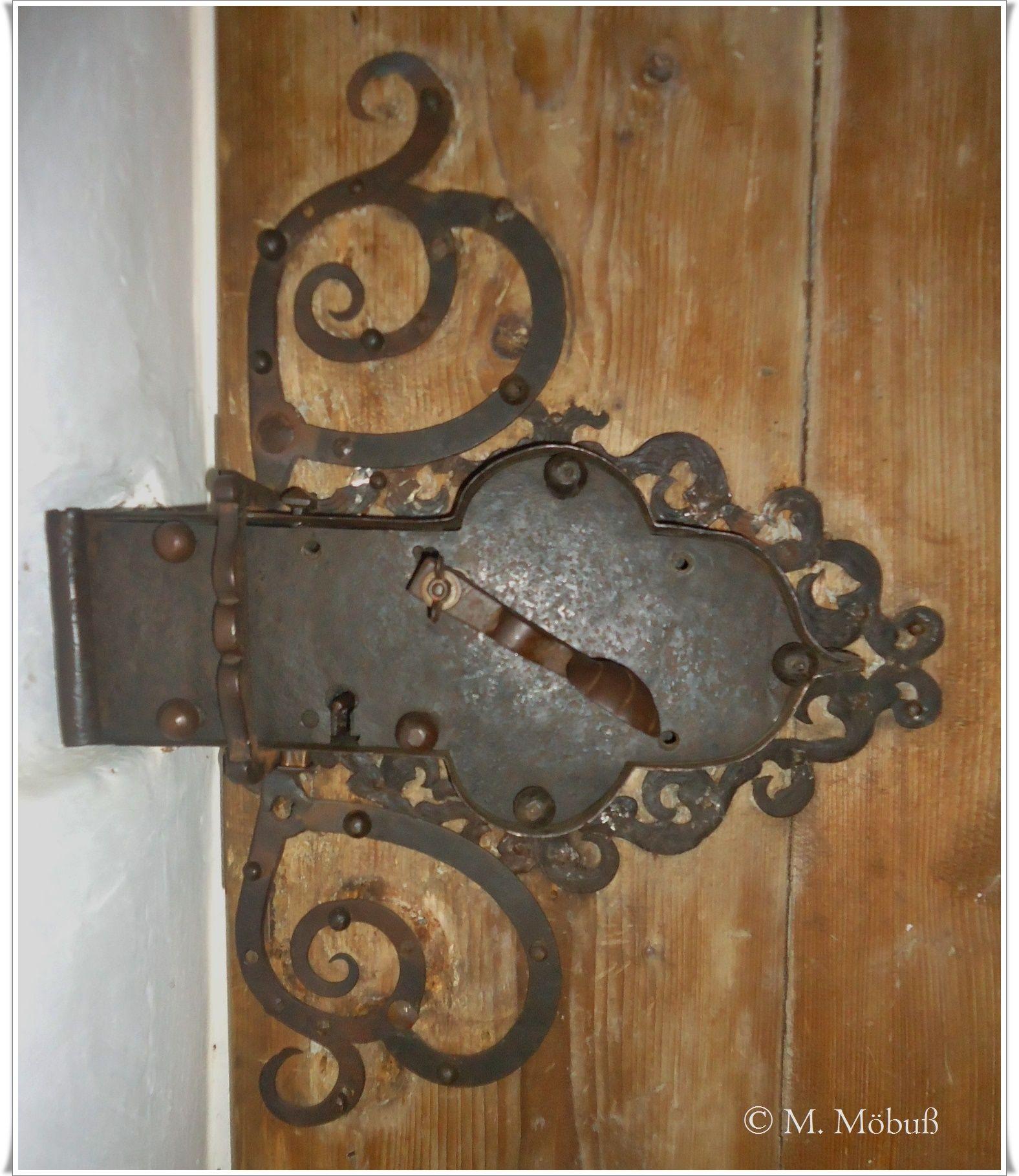 schöne alte türbeschläge, bad tölz #keyhole #door #handle | altes