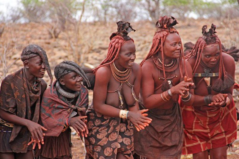 The Himba People Are A Source Of Fascination To Anyone Who Has