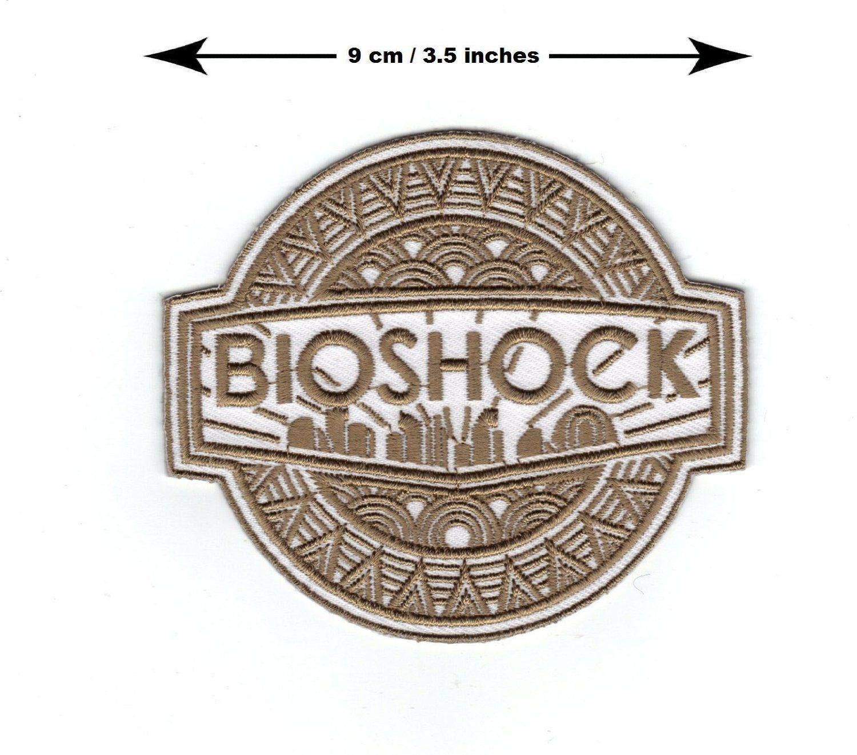 Amazonsmile Bioshock Logo Iron On Patch Everything Else