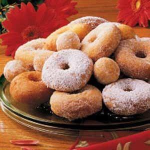 Buttermilk Doughnuts Recipe Buttermilk Doughnut Recipe Doughnut Recipe Baking Recipes