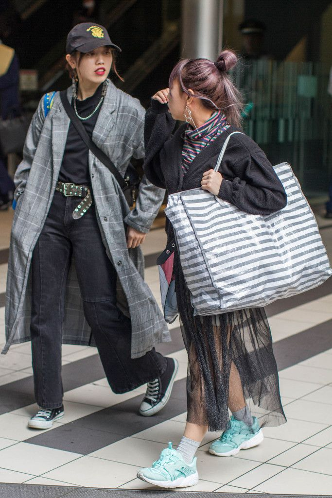 They Are Wearing Tokyo Fashion Week Spring 2019 Tokyo