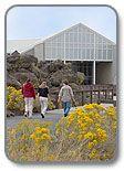 Oregon Trail Interpretive Center in Baker City, OR