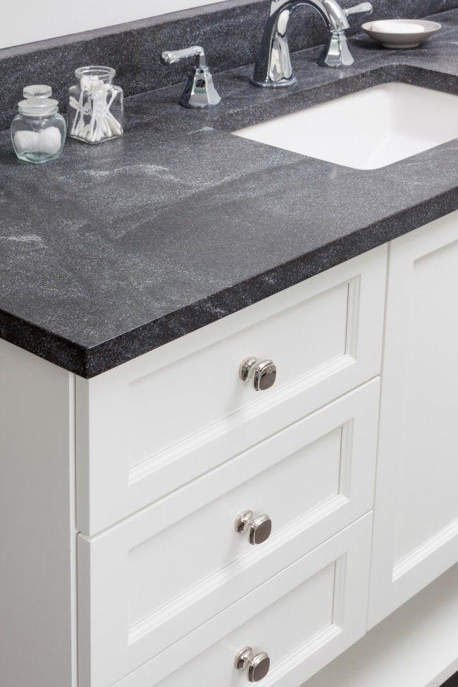 Honed Granite Countertops By Design Manifest Soapstone Look