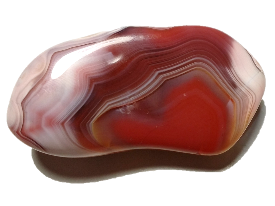 Agate Pink Patch Creek Etheridge Shire Qld 42 1g