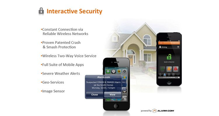 Monitored Home Alarm Security System Versus Self Monitoring