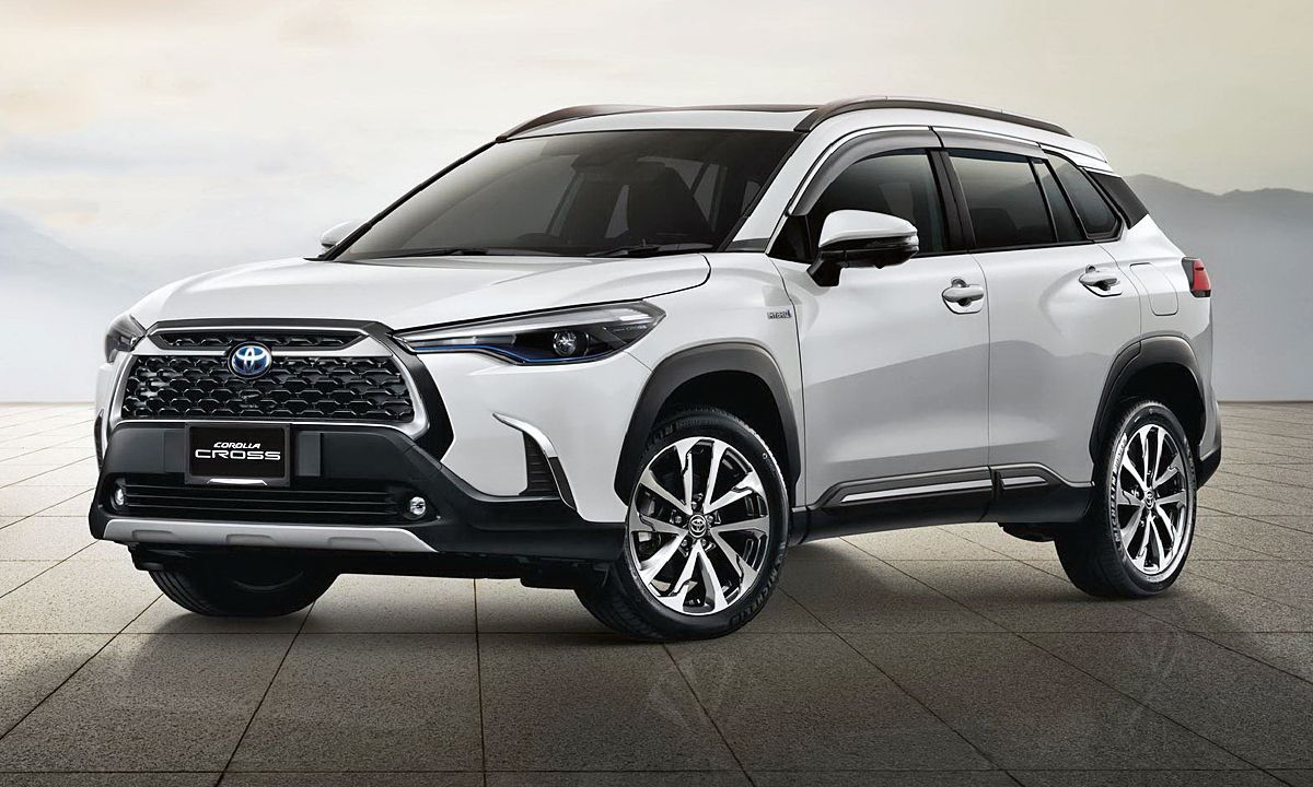 Toyota In Thailand Has Already Released Details Of A Raft Of Subtle Accessories For The Freshly Revealed Corolla Cross In 2020 Toyota Corolla Corolla Toyota