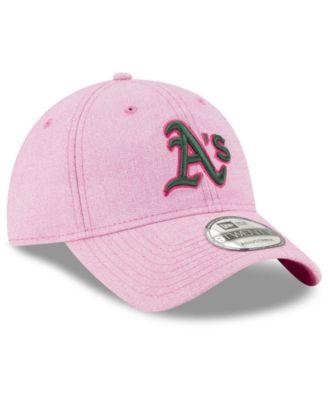 cc259268 New Era Oakland Athletics Mothers Day 9TWENTY Cap - Pink Adjustable ...